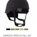 CAPACETE VIPER A3 FULL CUT 6