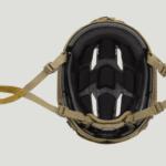 Capacete balístico de pele de carneiro Caiman 2