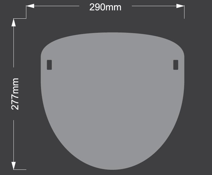 Escudo Facial 3
