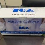 Quartzo BCA Máscara Descartável 1