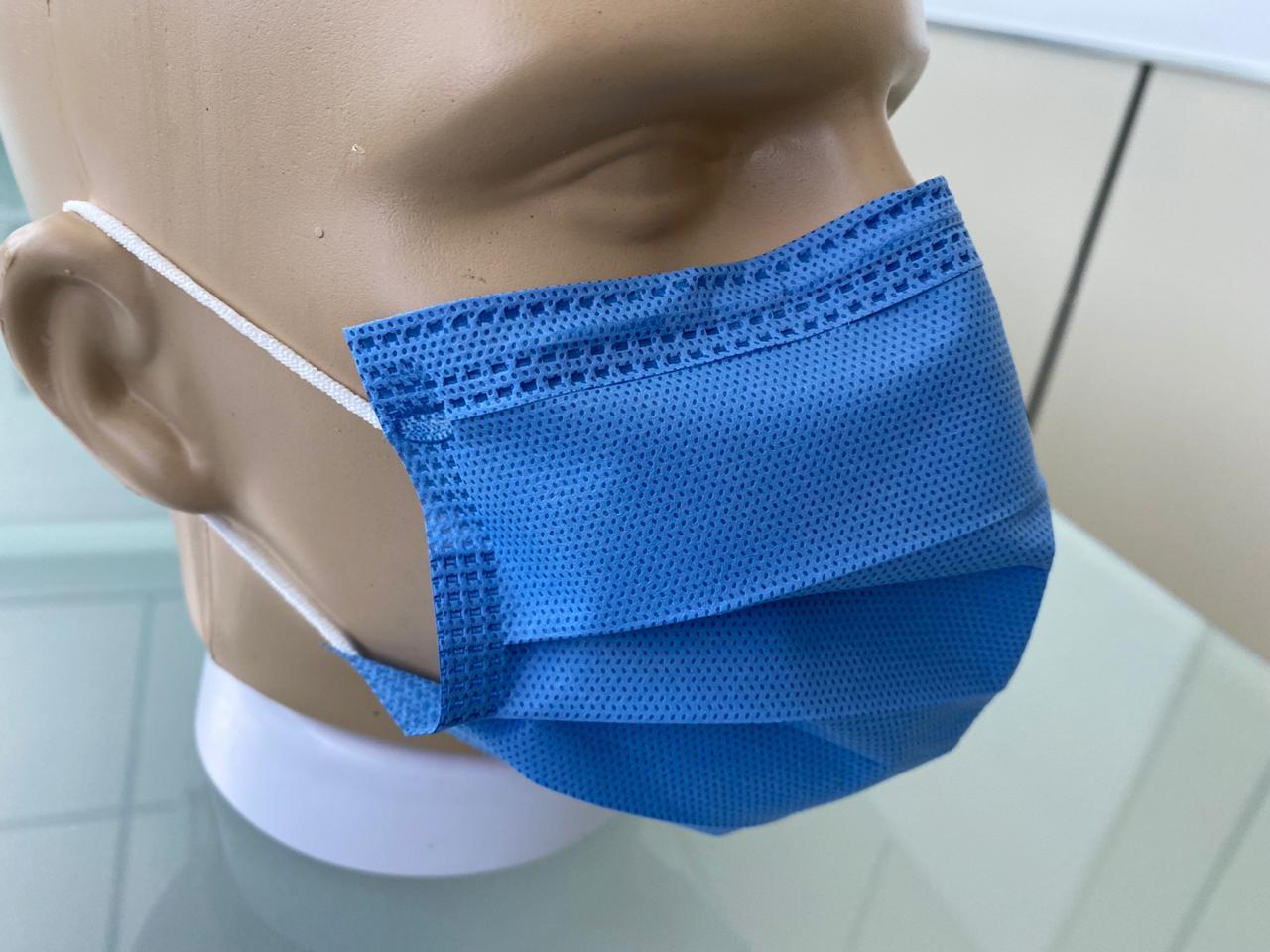 Quartzo BCA Máscara Descartável 4