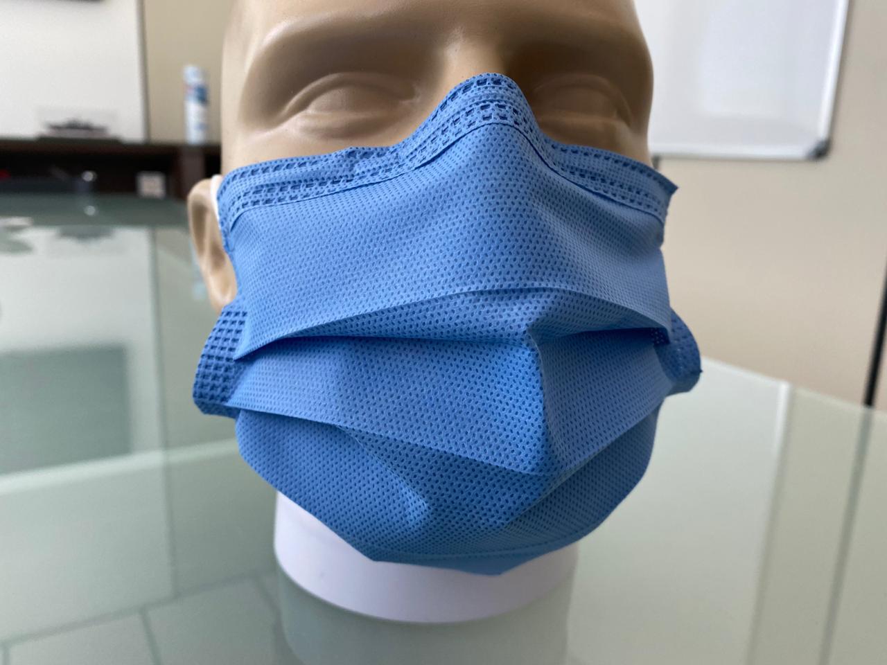 Quartzo BCA Máscara Descartável 5