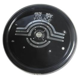 Escudo Anti-motim de Luz Eletrônico