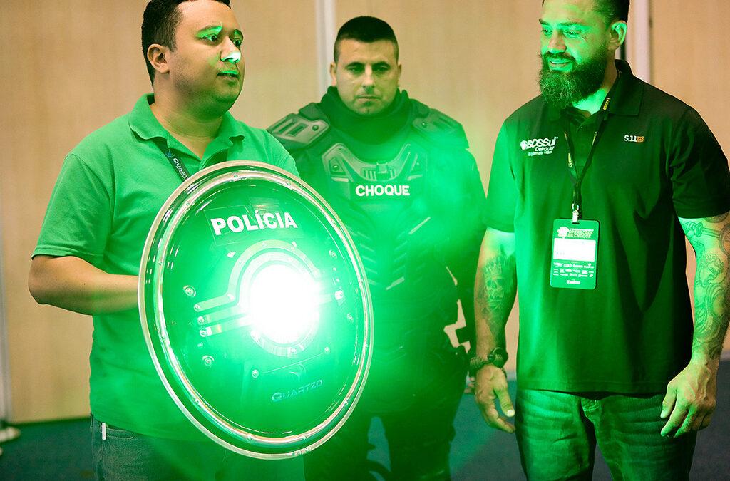Quartzo fascina visitantes durante a 1° edição da CIOC