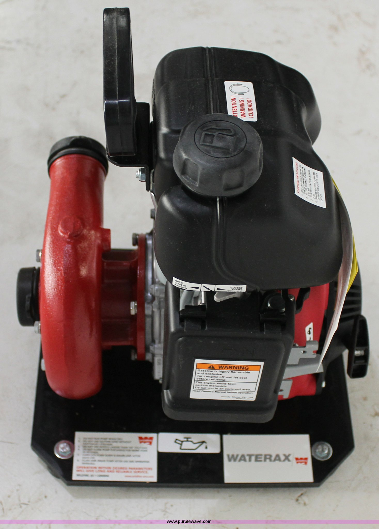 Vista Lateral Mini Striker