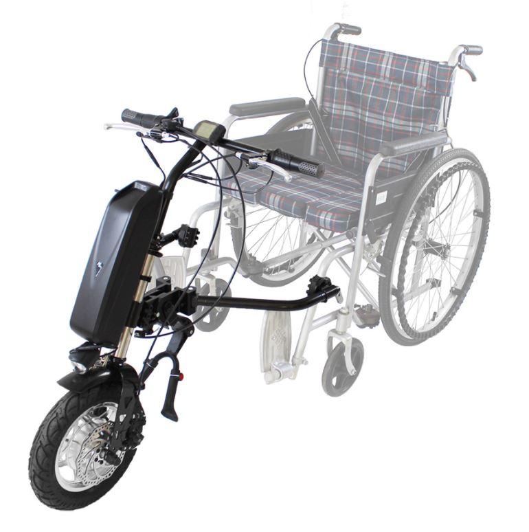 Adaptador Elétrico para Cadeira de Rodas