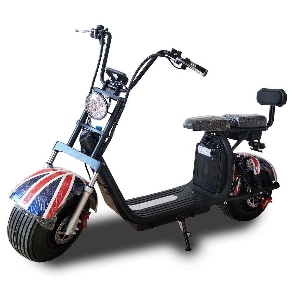 Scooter City Coco - Smart City