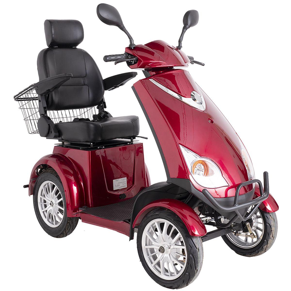 Scooter Para Idosos e Deficientes